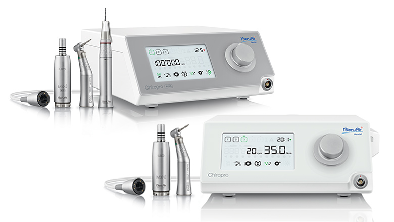 Bien-Air Dental unveils its new range of implant and oral surgery motors