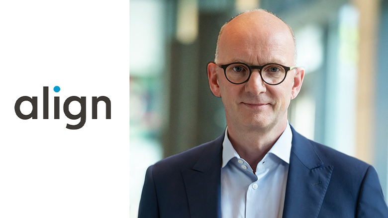 Align Technology Promotes Markus Sebastian to Senior Vice President & Managing Director of EMEA