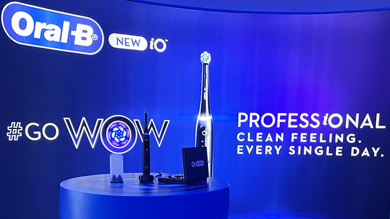 Oral-B iO, the biggest innovation in oral care history